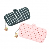 Silcone Dots Wallet