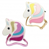 Shiny Unicorn Handbag