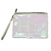 Reverse Sequin Bag