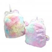 Plush Unicorn Backpack