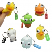 Popping Eyes Keychain