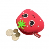 Strawberry Coin Case