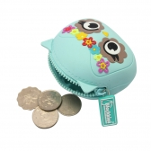 Owl Coin Case