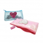 Sequin Pencil Cases