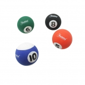 Pool Bouncing Ball