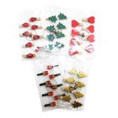 Mini Wooden Clip Set - 8 pcs per set