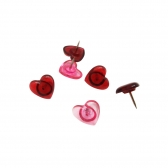 Heart Shape Pushpin