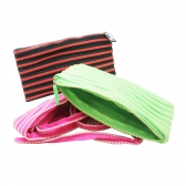 Zipper Pencil Cases (Single Zipper)