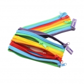 Plastic Zipper Cases (Total 4 Zippers)