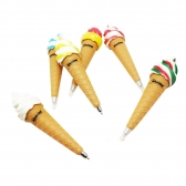 Ice-cream Ball Pen with Magnet