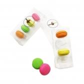 Macaron Eraser (4pcs set)
