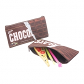 Chocolate Pencil Cases