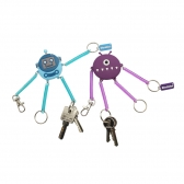 Robot / Monster Spring Key Holder