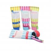 Color Tube Pencil Cases - Small