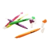 Fruity Ball Pen with Highlighter (Scented)