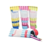Color Tube Pencil Cases - Small