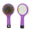 Hair Comb with Mirror