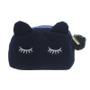 Pussy Cat Cosmetic Bag